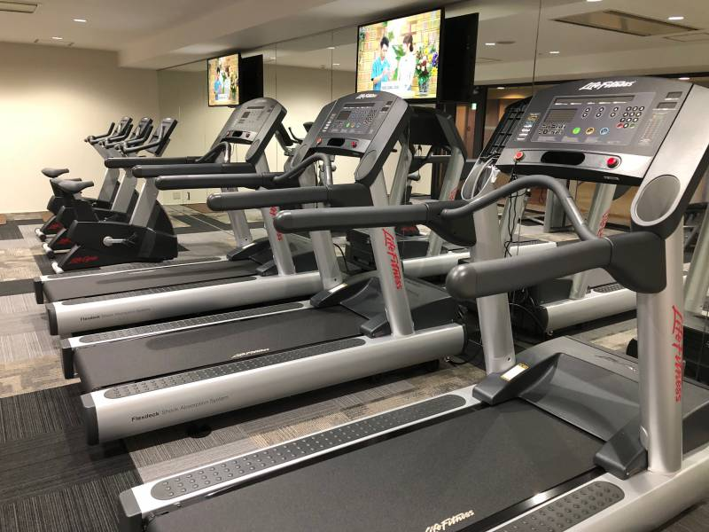 [6/16] Fitness gym OPEN for exclusive use of hotel guest! With the latest machine beauty and health
