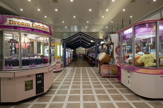 ゲームセンターリニューアル!TAITOゲームセンターOPEN日のお知らせ