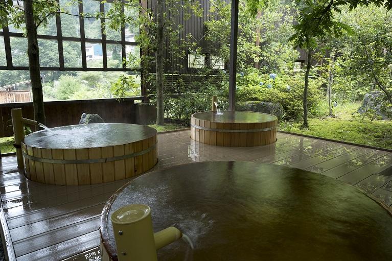 外来入浴・大露天風呂施設「吉祥の湯」営業再開のお知らせ