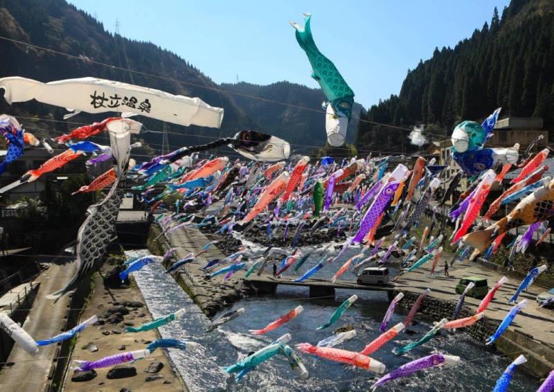2020年鯉のぼり祭り開催中止のお知らせ
