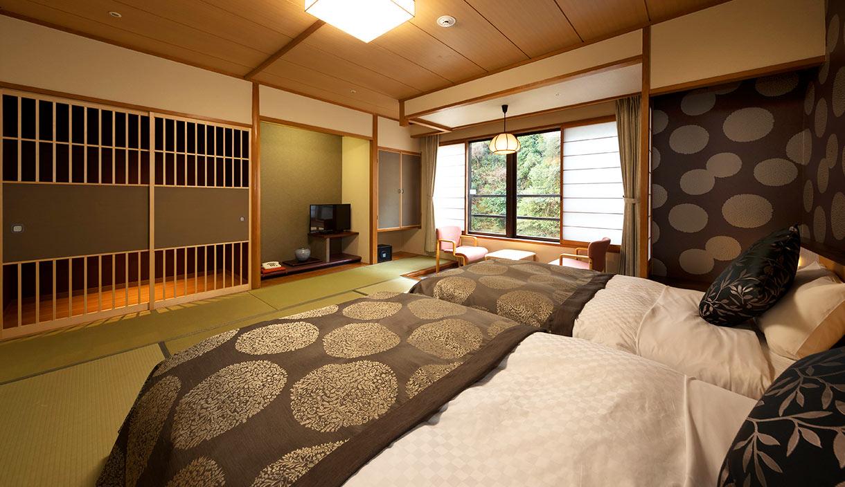 大分馆日式房间双床房